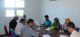 Rapat Pimpinan Mahkamah Syar'iyah Sabang